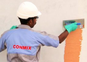 How to apply ConTxtra Classicdeco decorative coating
